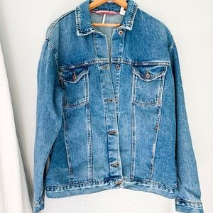 Free People Perfect Jean Jacket